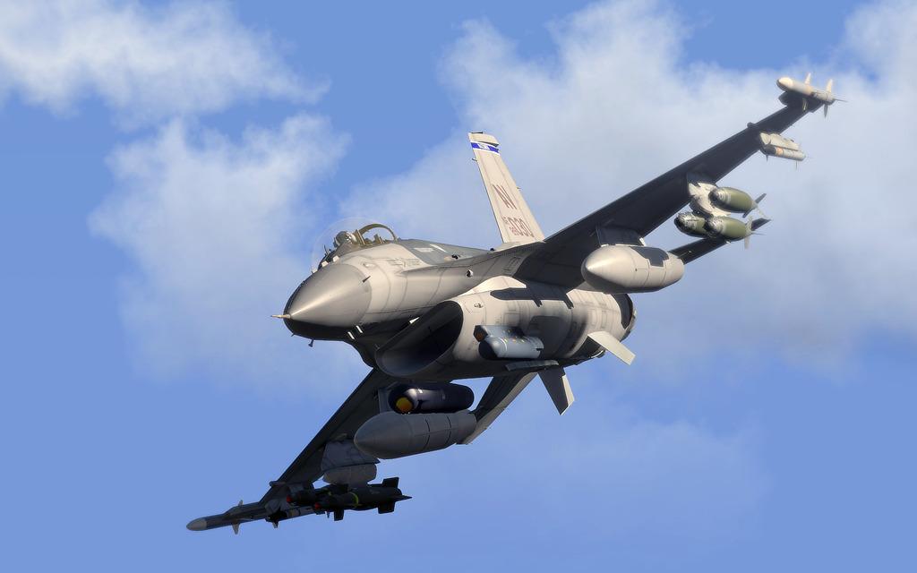 弱者の日記^^米軍と自衛隊の武装、ポッドなどを Arma 3 に追加の FIR AWS アドオン