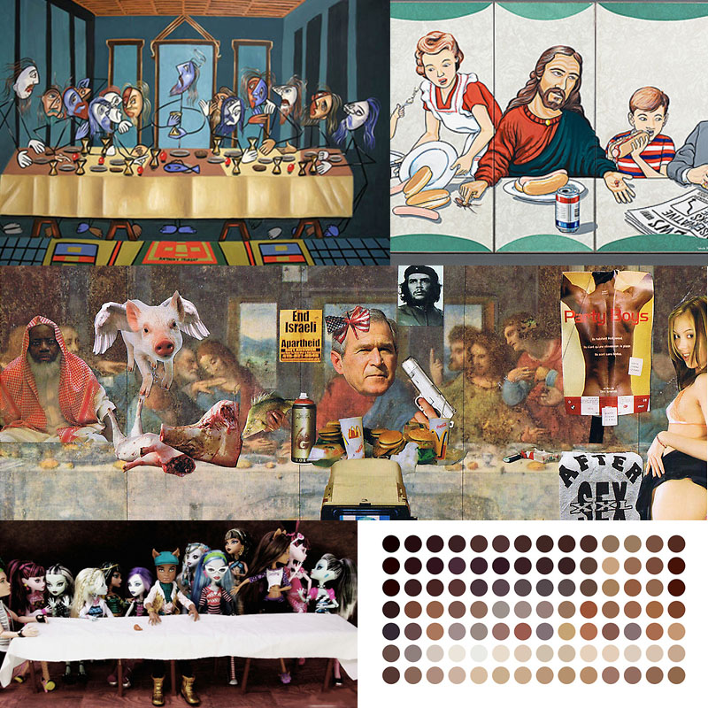 More Last Suppers