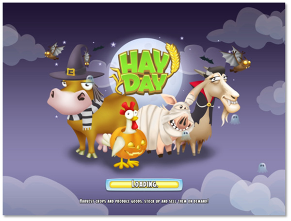 What is Hay Day