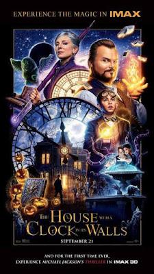 الإصدارات العالية الجودة HD في شهر نوفمبر 2018 November فيلم the house with a clock in its walls