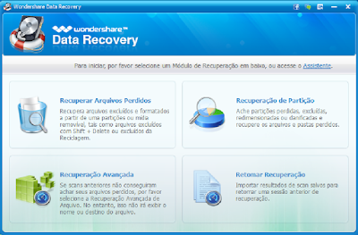 WONDERSHARE DATA RECOVERY 5.0 + CRACK