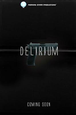 Delrium Poster Film