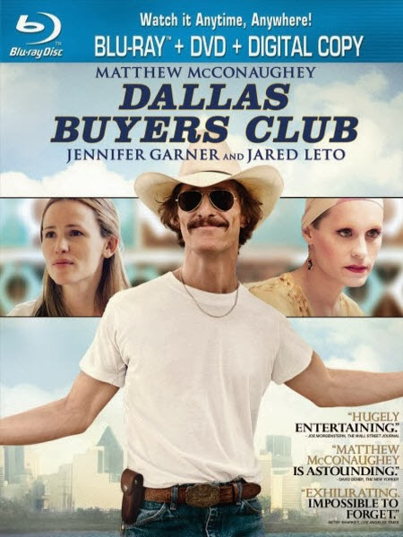 Dallas Buyers Club 2013 720p BluRay 850mb YIFY