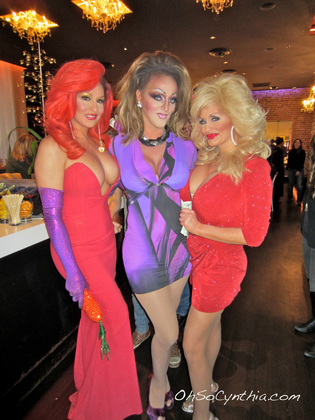 Dallas tranny bar