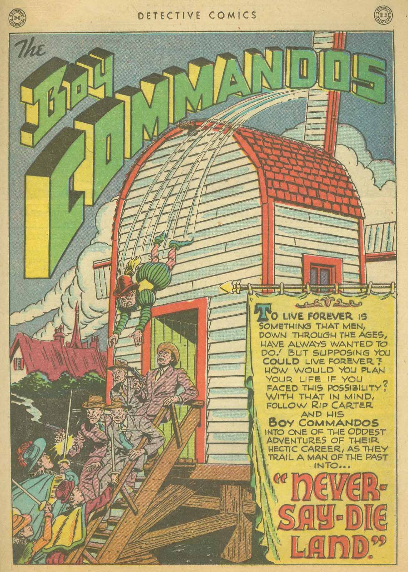 Detective Comics (1937) issue 127 - Page 37