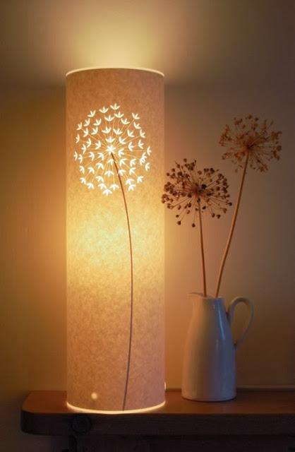 وحدات إضاءة للديكور مصنوعة من الورق اصنع دوت نت