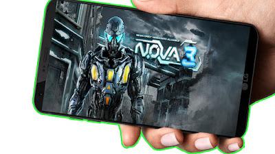 nova 3 apk and obb download