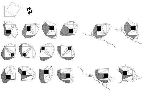 Studio MAP Mendesain Kabin DICE Beradaptasi Berbagai Lanskap Ekstrim