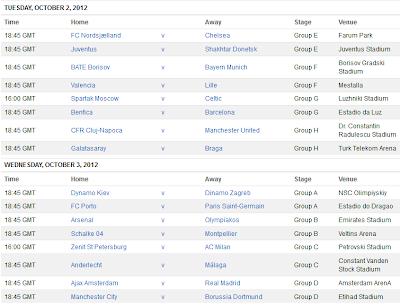 jurubd.blogspot.com: Schedule Of UEFA Champion League 2012 ...