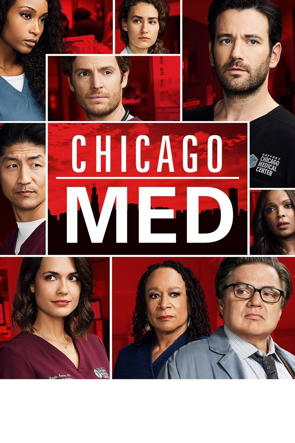 Chicago Med 2017: Season 3 - Full (1/13)