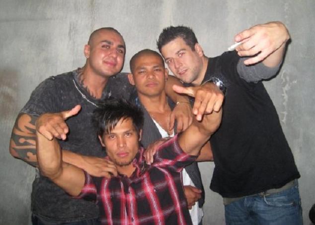 Gangsters Out Blog Eldriegson Delalcazar When A Man Hits