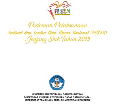 Juknis Pedoman FLS2N SMK Tahun 2019, tomatalikuang.com