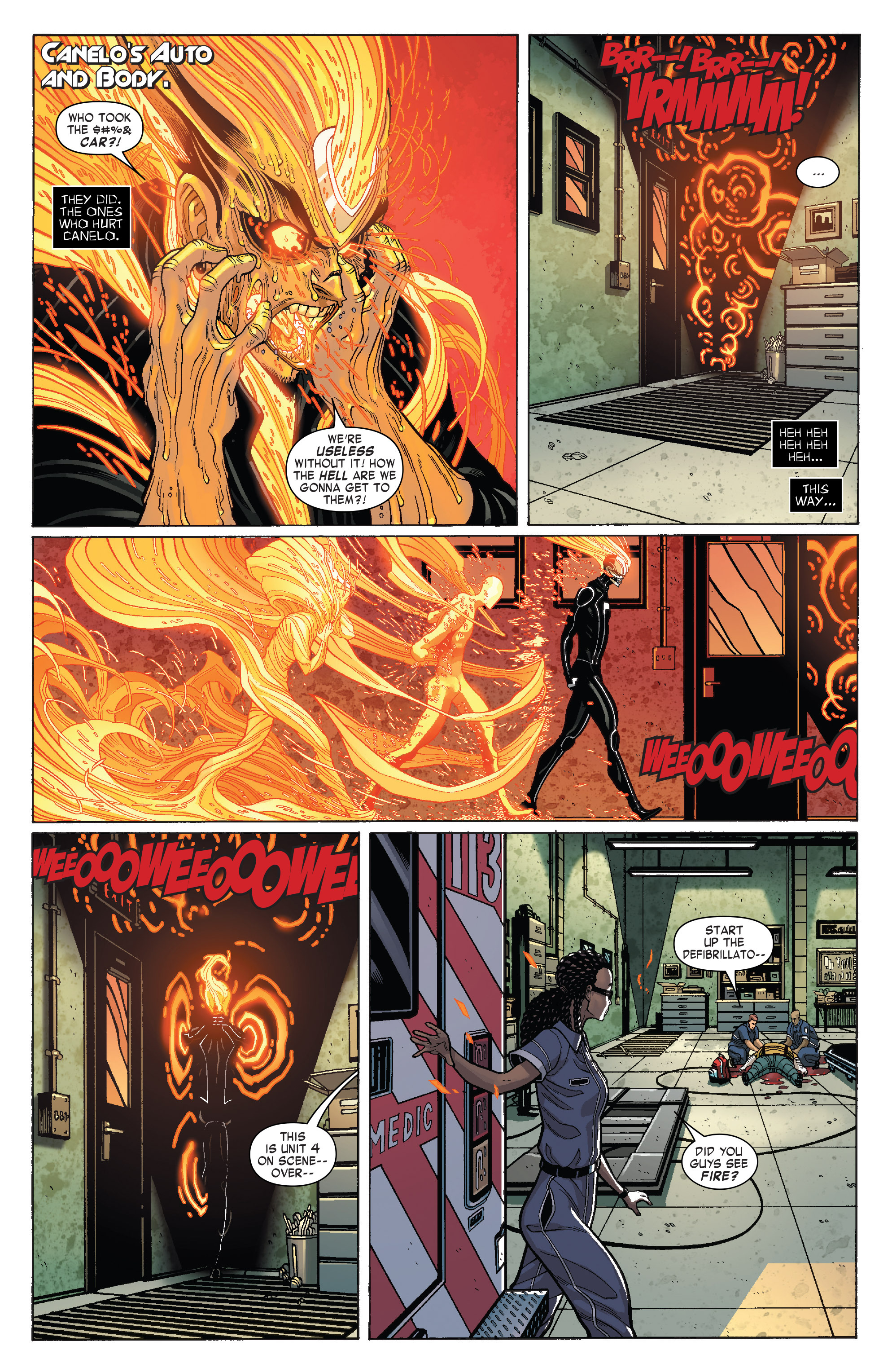Read online All-New Ghost Rider comic -  Issue #3 - 16