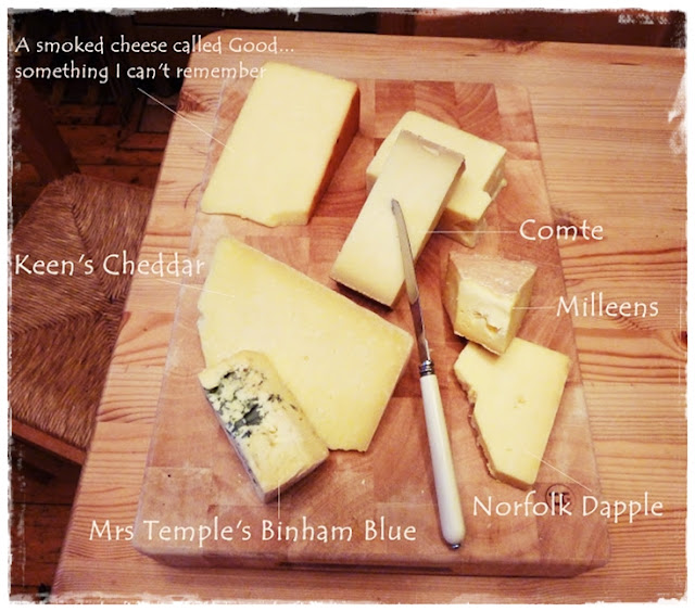 English-cheeses