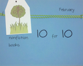 February Nonfiction 10 for 10 #nf10for10