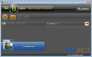 圖片、照片批次縮圖處理軟體 ImBatch 可批次轉檔、批次翻轉、批次調整圖片大小