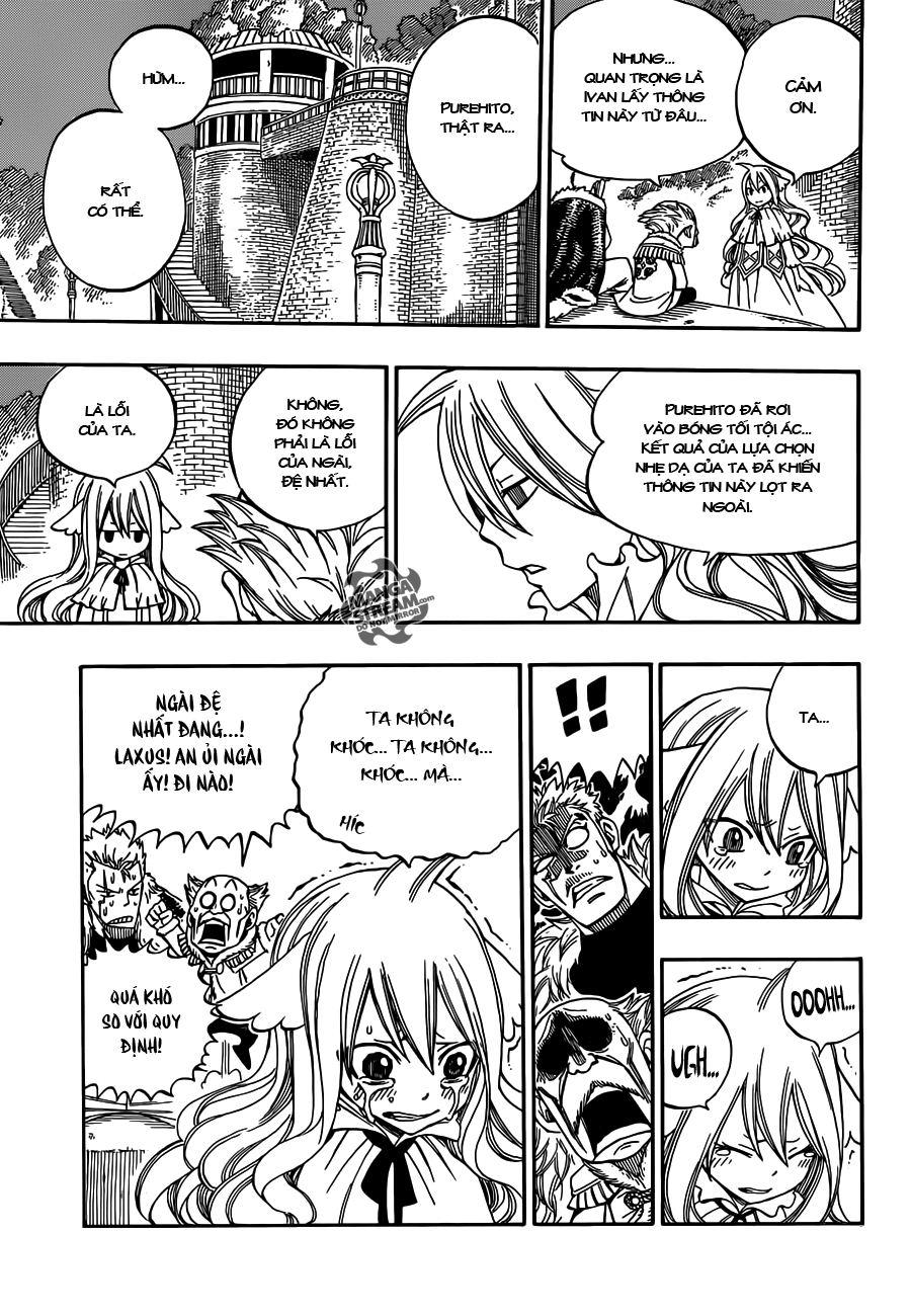 Fairy Tail chap 290 trang 13