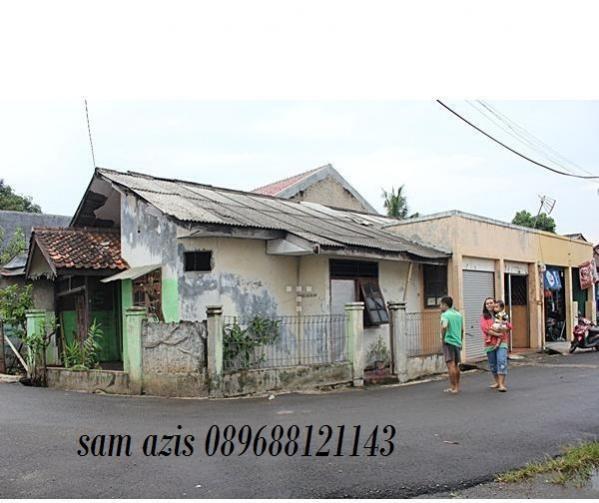 gambar denah rumah dan toko 3