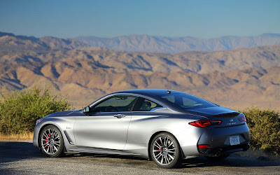 2017 infiniti q60 widescreen resolution hd wallpaper