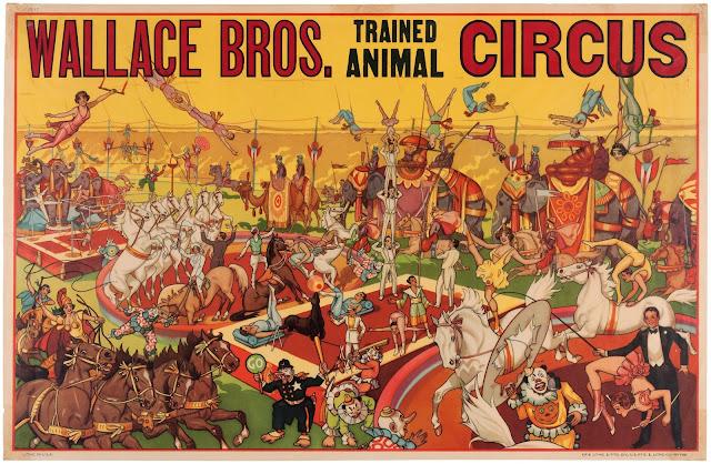Affiches de cirque 006