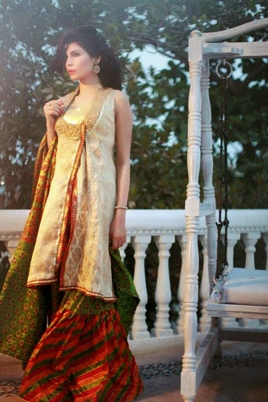 Latest ShehrNaz Pret super Collection 2014-2015