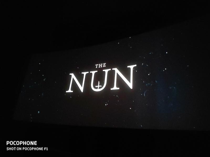 Review The Nun, Terungkapnya Asal Mula Valak