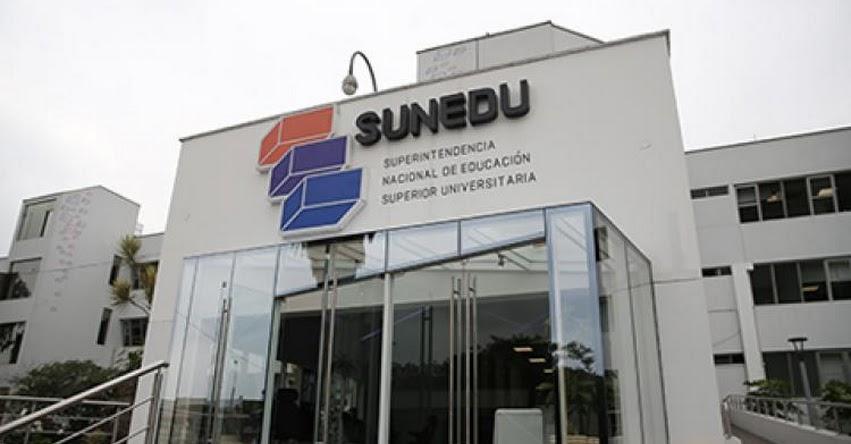 SUNEDU realiza verificación presencial para licenciamiento de Universidad Nacional Tecnológica de Lima Sur - www.sunedu.gob.pe