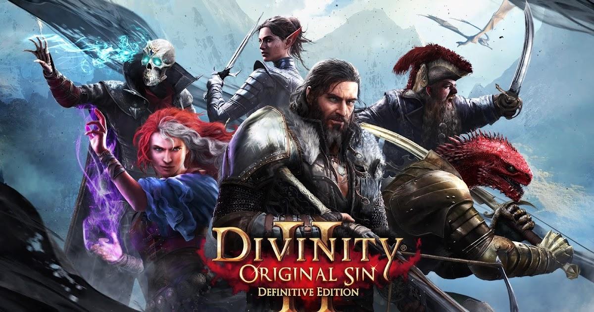 Image Result For Divinity Original Sin