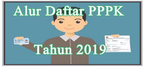Langkah Sukses Daftar PPPK/P3K Tahun 2019