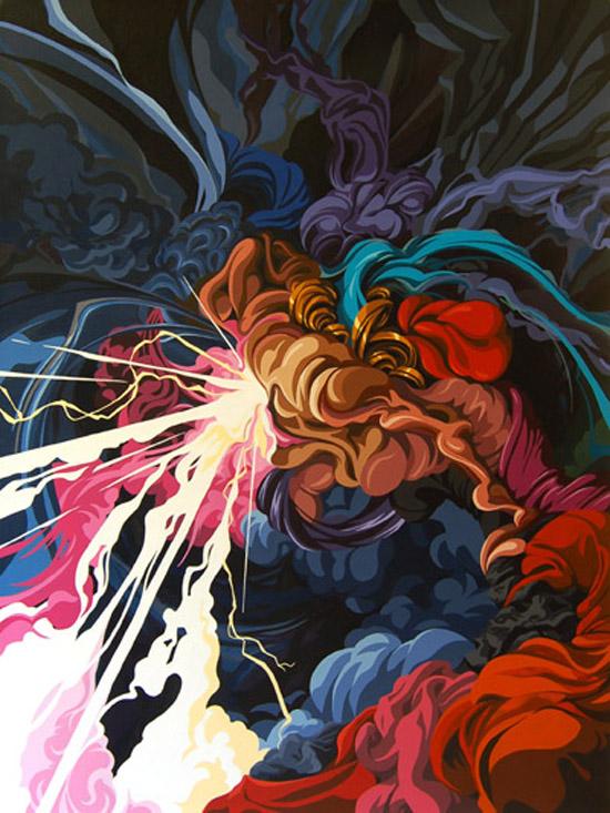 Феерия цвета. Джеймс Ропер 5