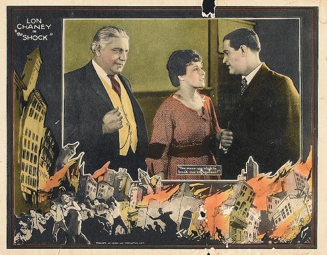 The Shock (1923) film di pubblico dominio
