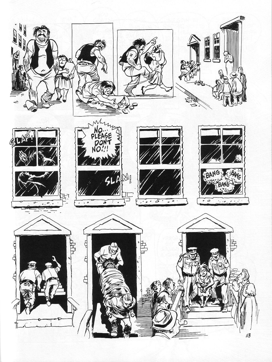 Read online Dropsie Avenue, The Neighborhood comic -  Issue # Full - 115