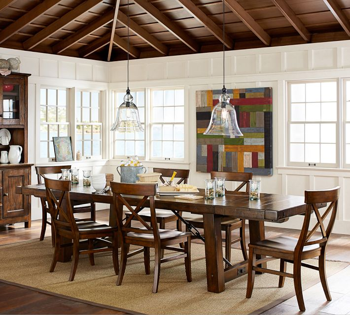 12 Rustic Dining Room Ideas: Inspirational Of Home Interiors And Garden: Rustic