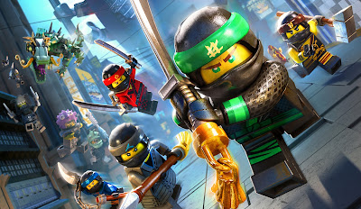 סיקור המשחק The LEGO Ninjago Movie Video Game