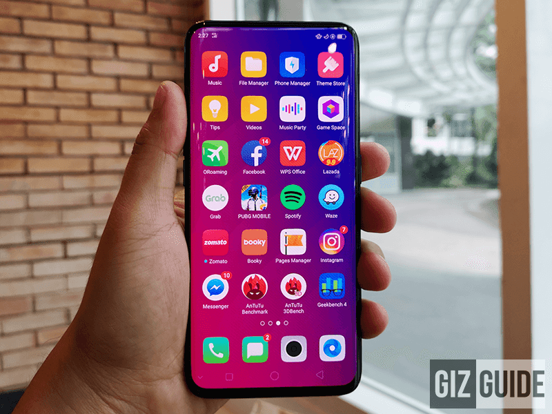 OPPO Find X now available at Smart for PHP 2,799 per month