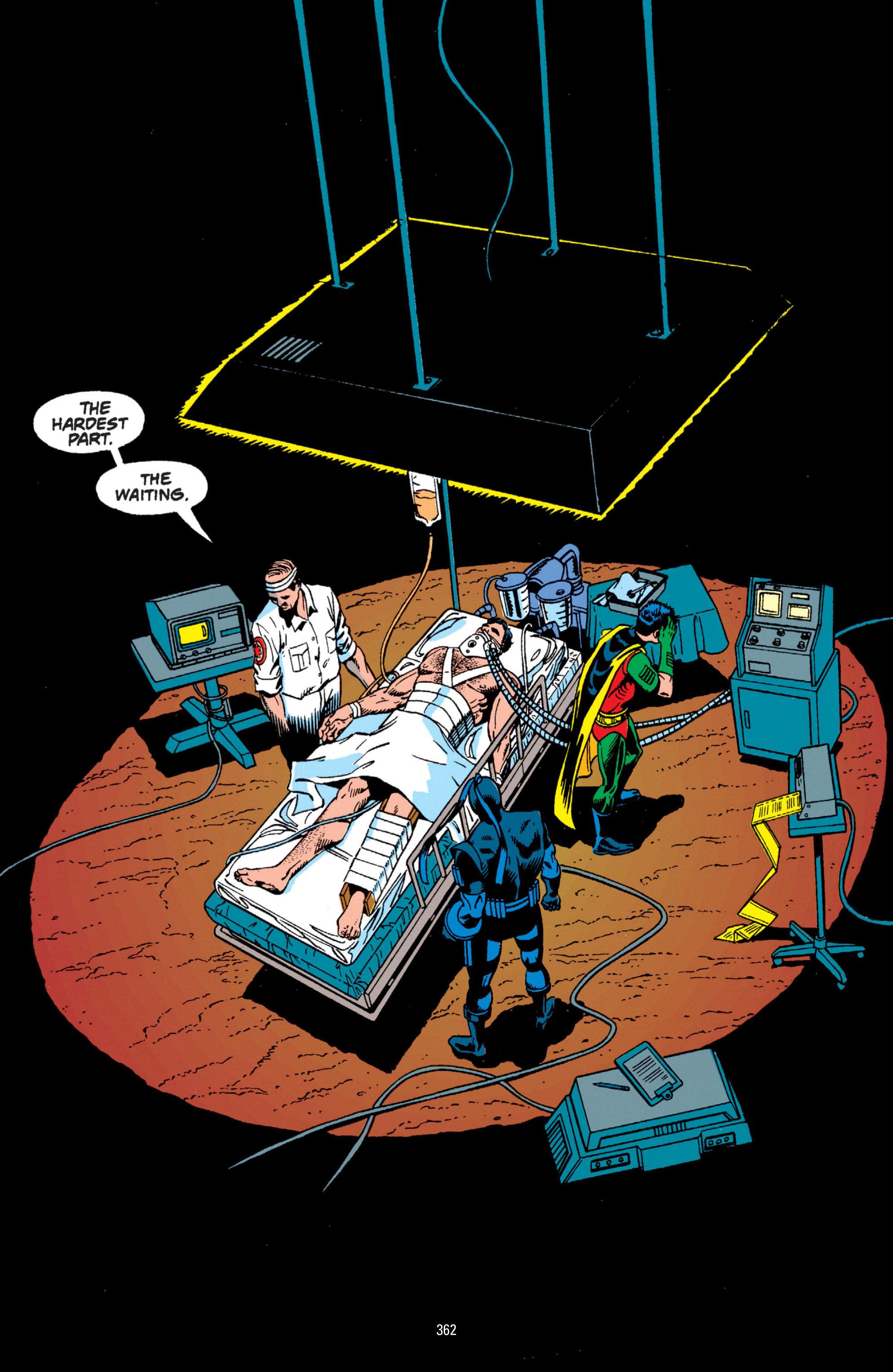 Detective Comics (1937) 664 Page 22