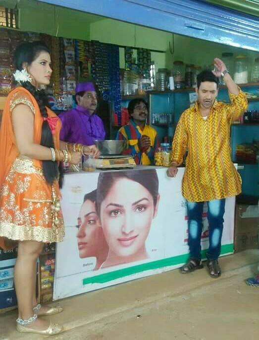 Dinesh Lal Yadav for Ram Lakhan