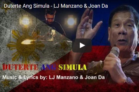 Duterte ang Simula