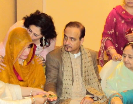 Reema Khan Wedding Ceremony Pictures
