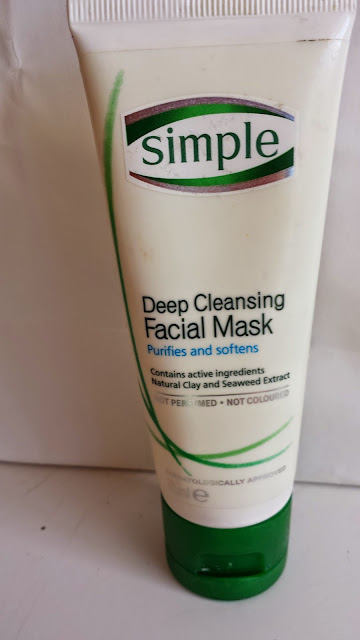 Simple Deep Cleaning Facial Mask - www.modenmakeup.com