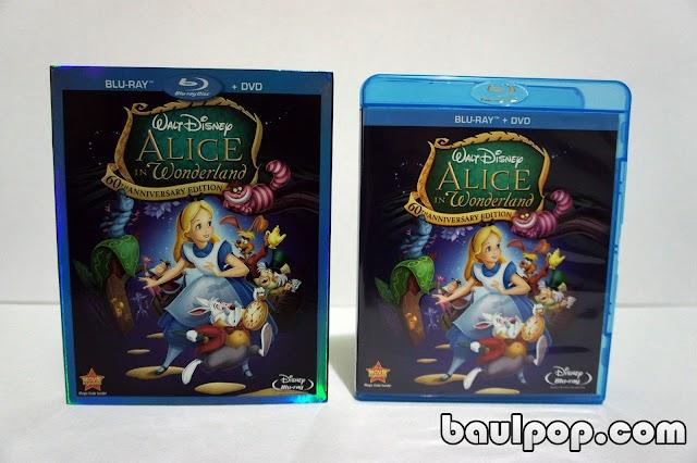 Alice in Wonderland, 60th Anniversary Edition