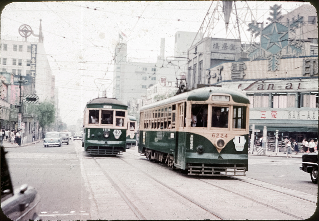 20 Rare and Wonderful Color Photographs Capture Daily ...