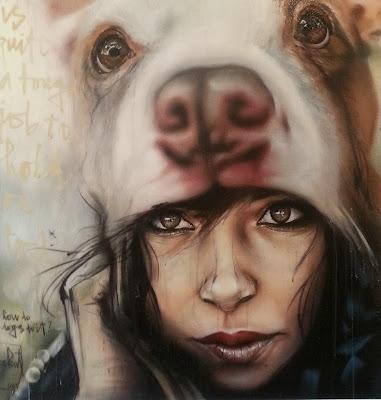 Obras artísticas en la calle, Ingenioso arte callejero, Murales en las calles, Artistas urbanos,