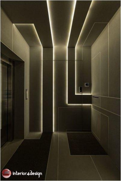 Decorative Gypsum Board Corridors 7