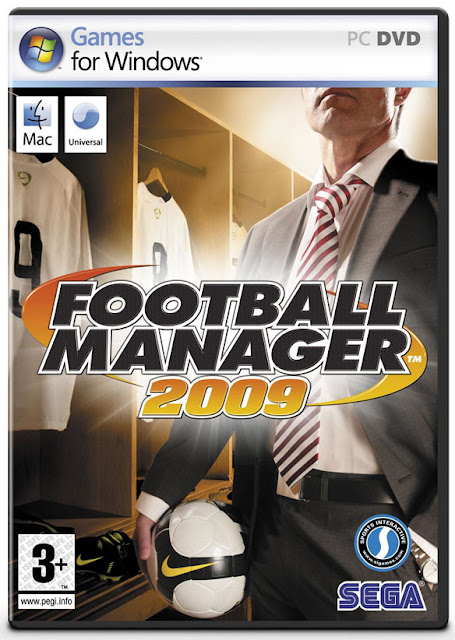 Football Manager 2009-[download game mediafire]