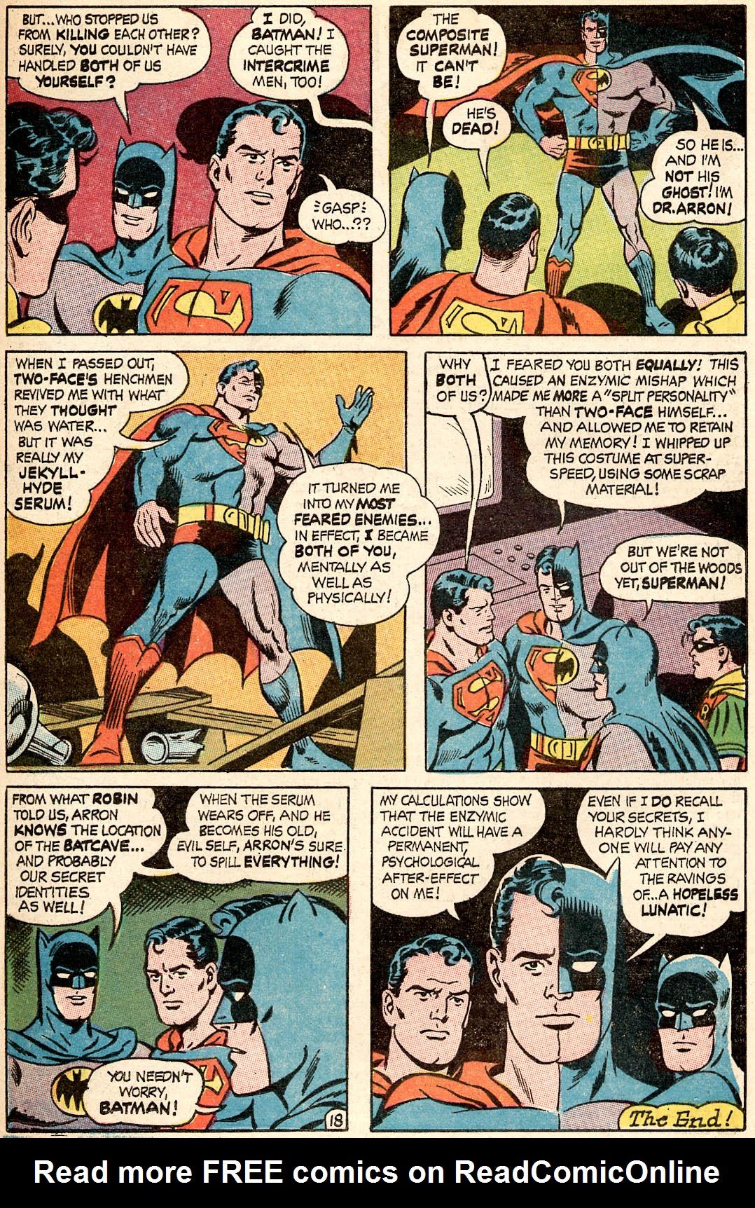 Read online World's Finest Comics comic -  Issue #173 - 21