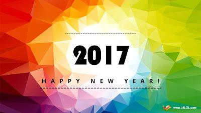Happy New Yaer 2017 Cards