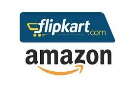 Flipkart - Amazon