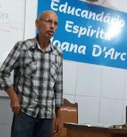 Almir Paes no Blog EspiritualMente