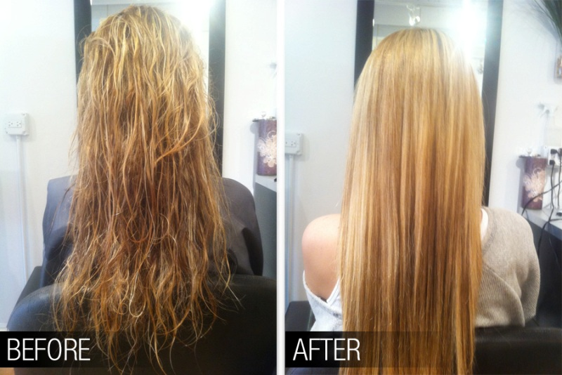 Protein Treatment Before Coloring Natural Hair